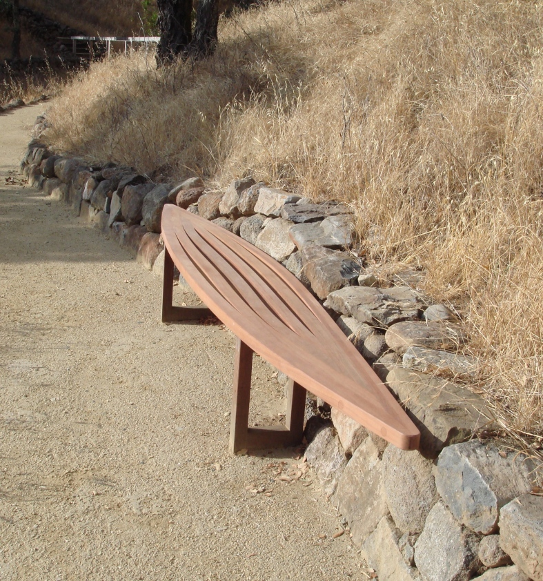Goldsworthy bench