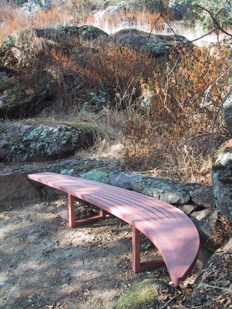 Gully bench