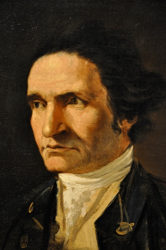 James Cook painted in 1775 by William Hodges