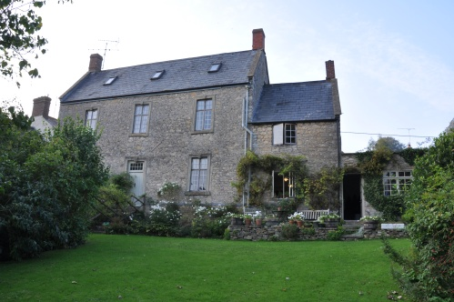 Richard and Mary's 18thC stone house in Batcombe