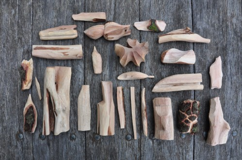 Whittles in Native cherry, Acacia and Teatree.