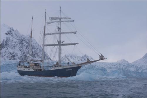 Bound for Svalbard