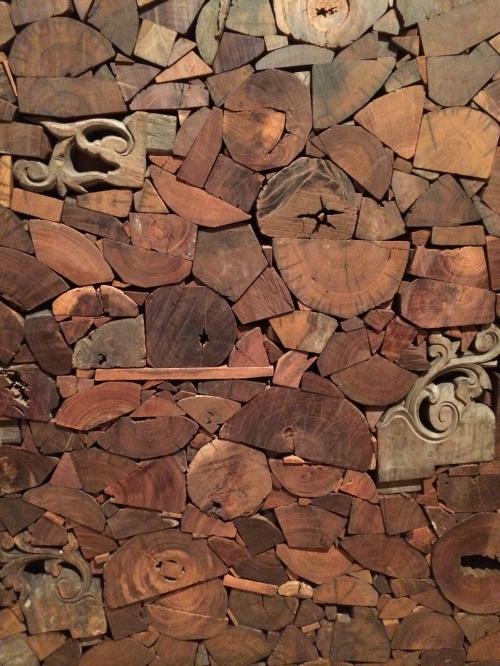 Kippe, 2006. Detail.